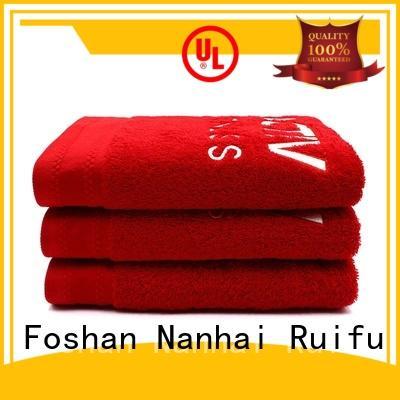 Ruifu Qifeng towel best quality bath towels on sale for home