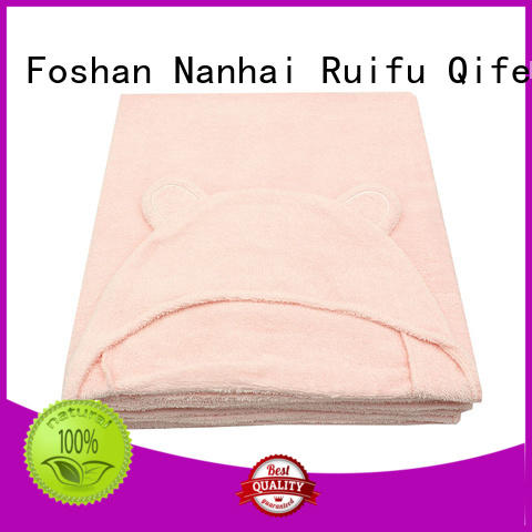 children personalized baby towels manufacturer for kindergarden