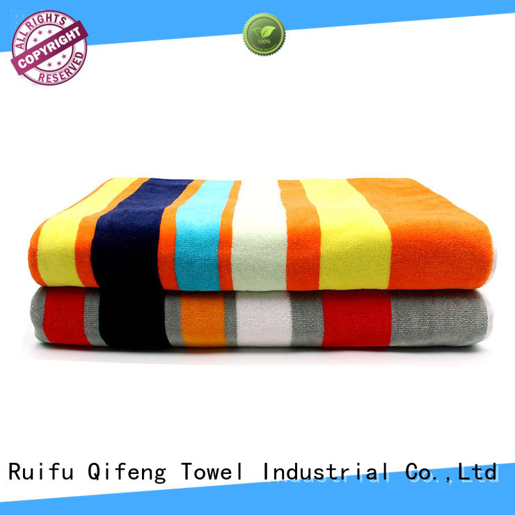 Ruifu Qifeng qf009d1153 best bath towels supplier for restaurant
