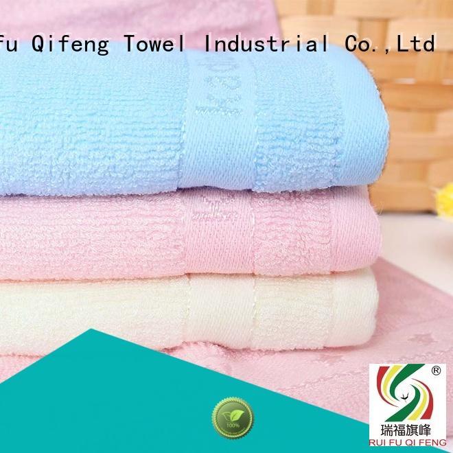 soft infant bath towels professional design for hotel