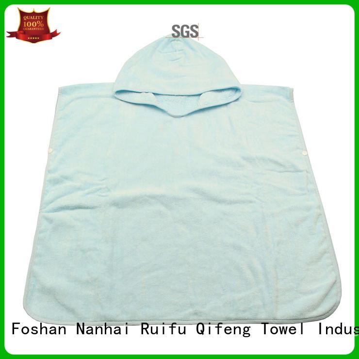 Ruifu Qifeng soft baby bath towels online for home