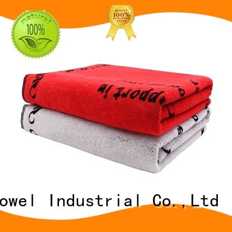 Ruifu Qifeng customized extra large beach towels promotion for beach
