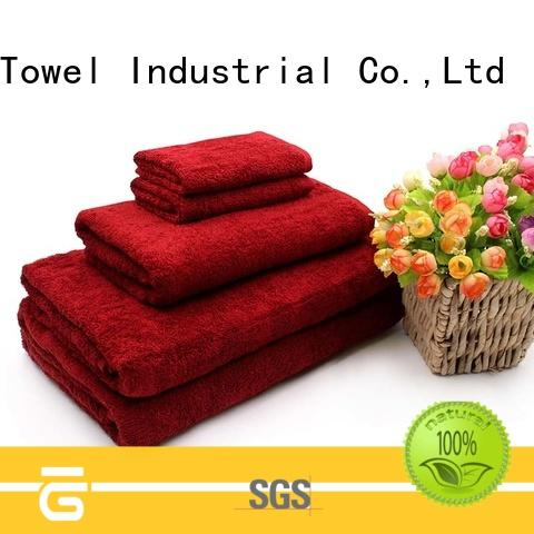 good quality towel set series thickness factory price for beach