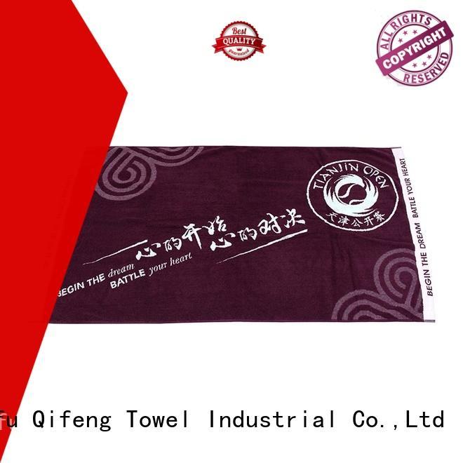 Ruifu Qifeng 100 custom towels factory price for hospital