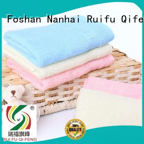 Ruifu Qifeng toddler soft baby towels online for hospital
