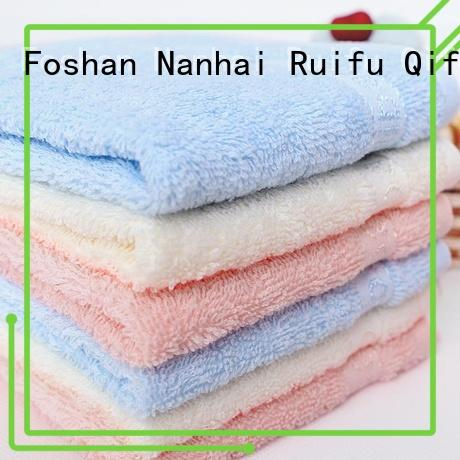 Ruifu Qifeng children personalized baby towels supplier for kindergarden