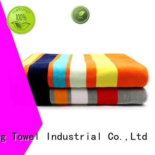 Ruifu Qifeng monogrammed bath towel series factory price for club