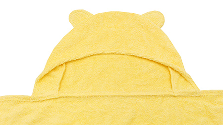 Ruifu Qifeng series bamboo baby hooded towel manufacturer for kindergarden-3