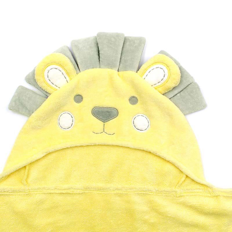 Infant Bath Towels Hooded Towel - QF-013