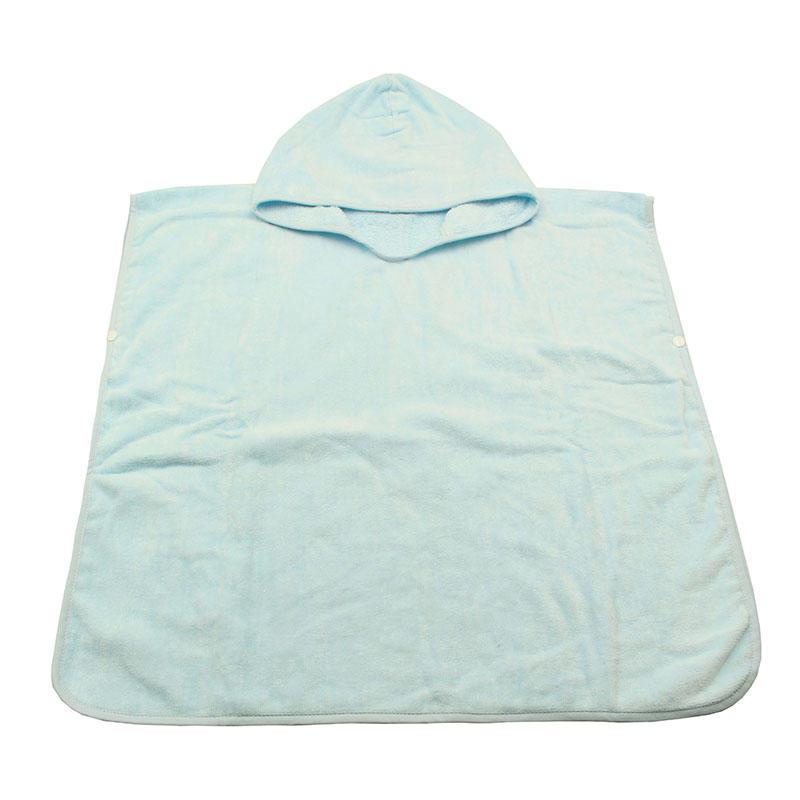 Poncho Towel - QF-014(F01 Velour)
