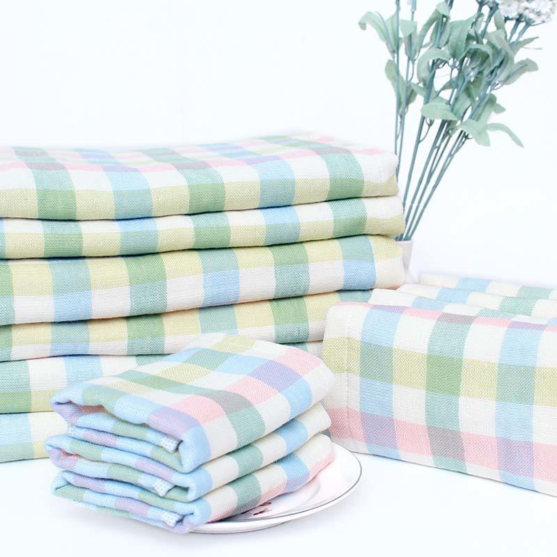 Cotton Gauze Baby Towel - QF-018(A312)