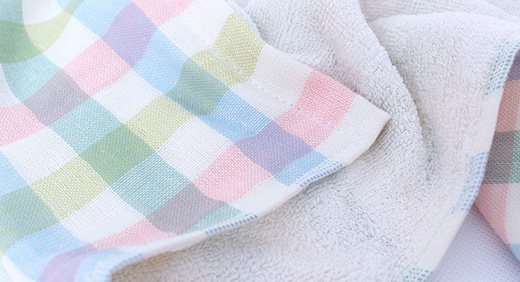 safe soft baby towels fiber design for home-3