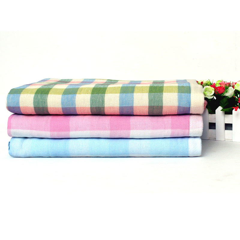 Cotton Gauze Baby Towel - QF-020(D894)