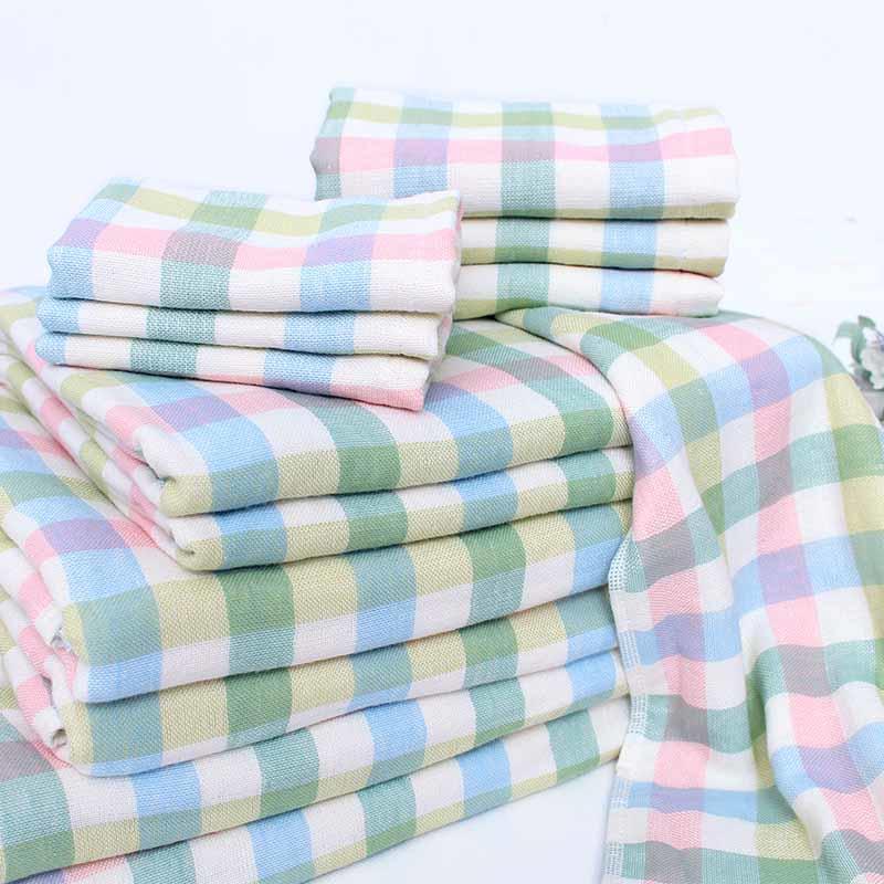 Cotton Gauze Baby Towel - QF-020(D894)