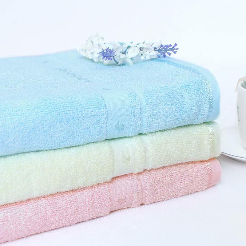 Bamboo Fiber Baby Towel - QF-023(D1013)