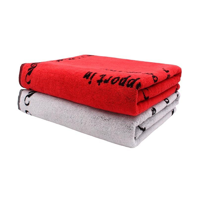 100% Cotton Yarned Dyed Jacquard Beach Towel - QF-002(D1212)