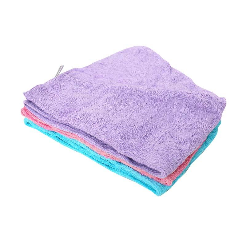 Super Absorbent  Quick Dry Cotton Hair Turban