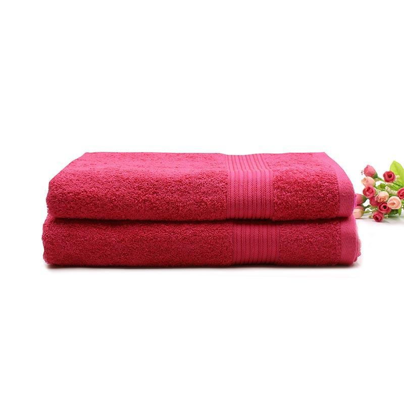 100% Cotton Dobby Beach Towel - QF-004(D1024)