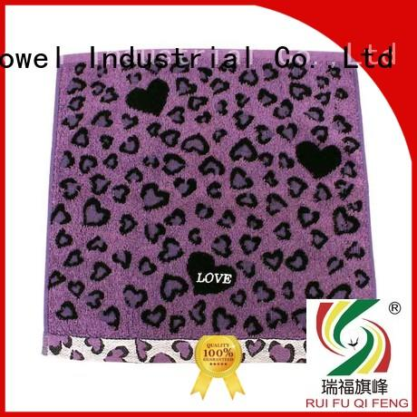 Ruifu Qifeng customized gift towel price for hospital