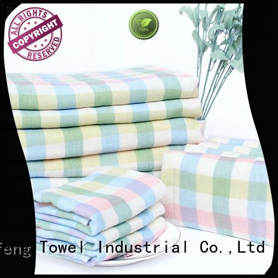 safe soft baby towels fiber design for home