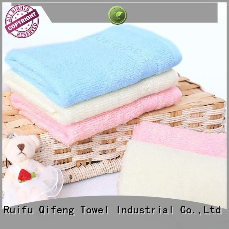infant best baby bath towels supplier for hospital Ruifu Qifeng