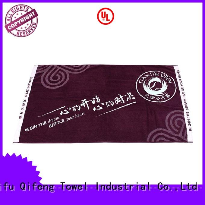 Ruifu Qifeng sports zero twist towels online for club