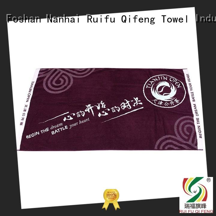 gym customized sports towel online for home