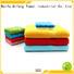 various bathroom towel sets factory price for hotel Ruifu Qifeng