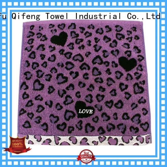 Ruifu Qifeng absorbent custom towels on sale for home