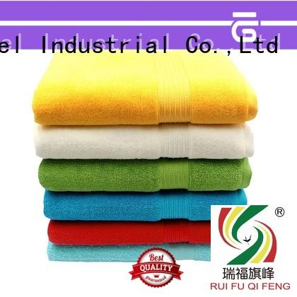 comfortable best quality bath towels sets for hospital