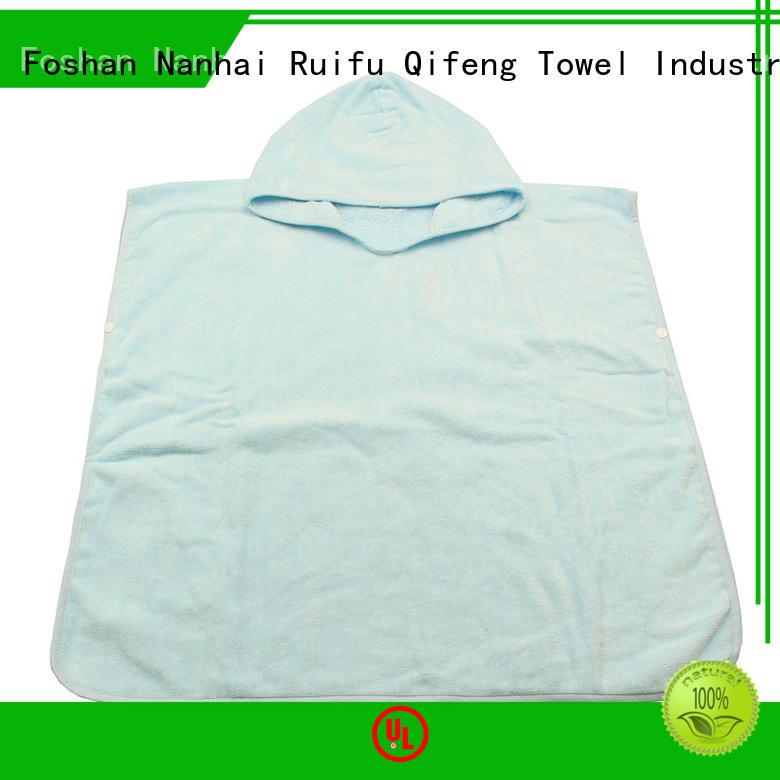 children bamboo hooded baby bath towel design for hospital