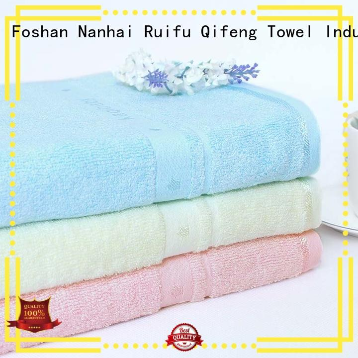 children organic bamboo baby towels towel supplier for hospital