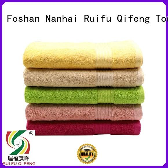 Ruifu Qifeng professional large beach towels directly price for home