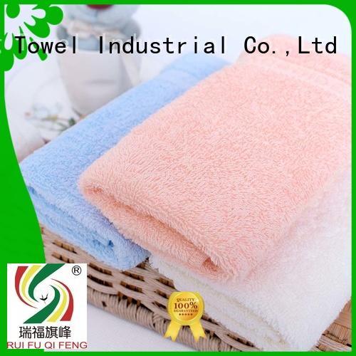 Ruifu Qifeng comfortable baby poncho towel design for hospital