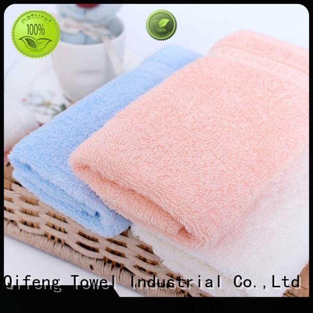 baby bath towels terry for hospital Ruifu Qifeng