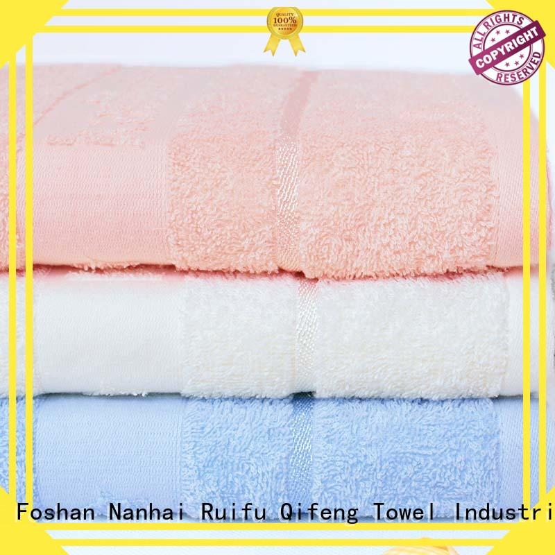 Ruifu Qifeng customized baby towels online supplier for hotel