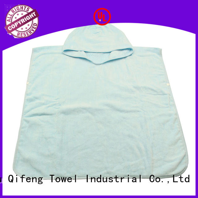 towels soft baby towels infant for kindergarden Ruifu Qifeng