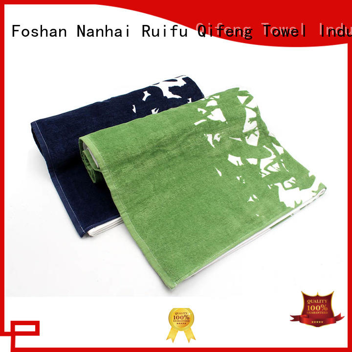Ruifu Qifeng comfortable best bath towels supplier for hospital