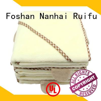 Ruifu Qifeng kids baby towels online design for hospital