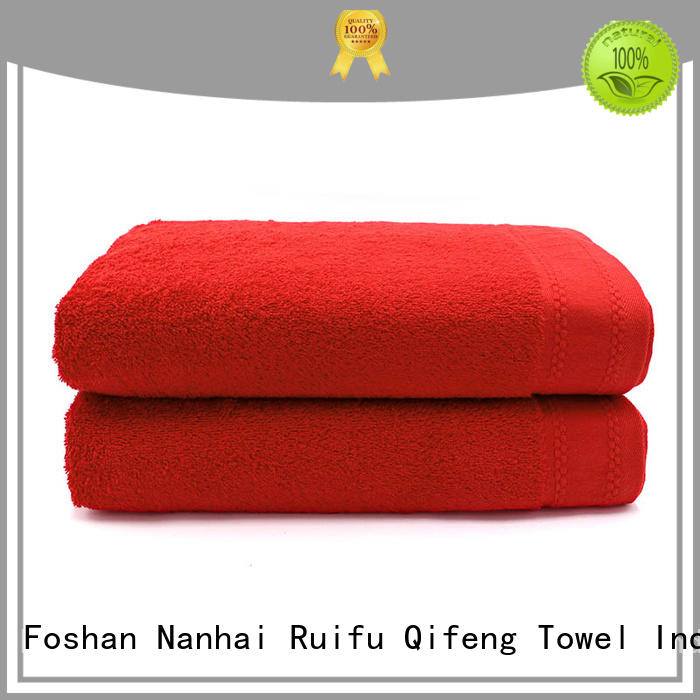good quality large beach towels qf004d1024 directly price for beach