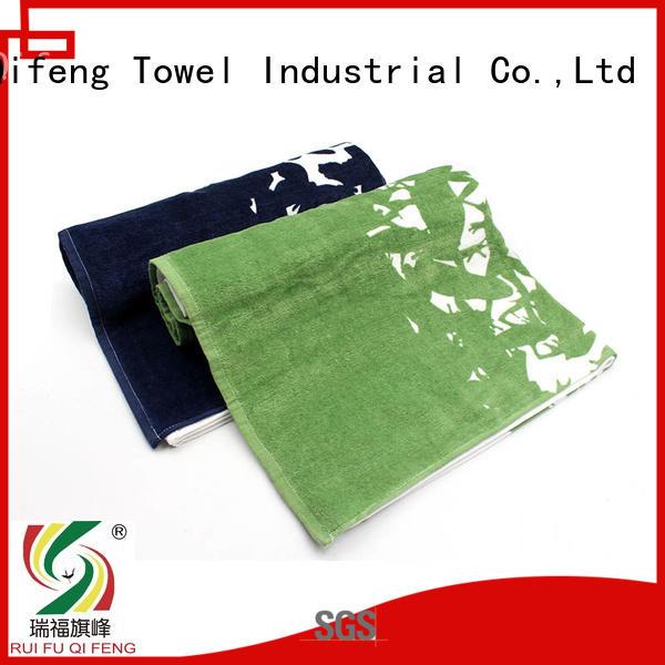 Ruifu Qifeng good quality large bath towels online for home