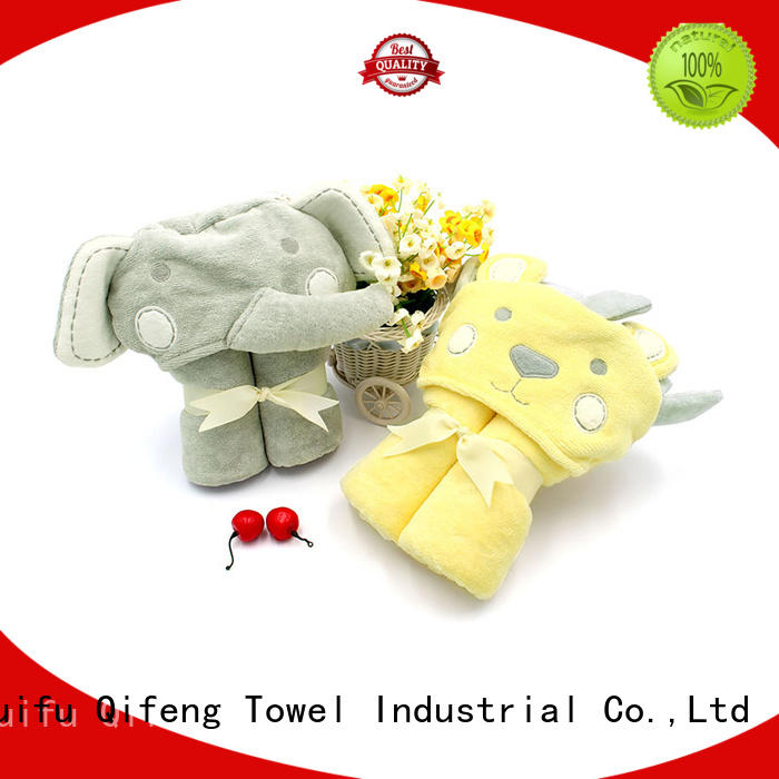 customized baby hooded towel qf020d894 online for home