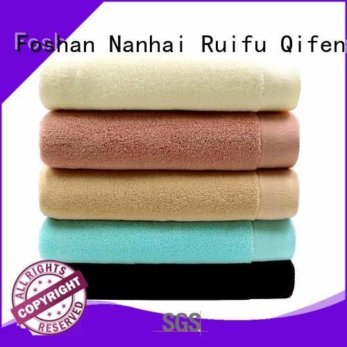 Ruifu Qifeng bulk fast drying towels sets for beach