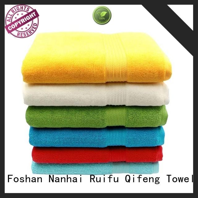 comfortable best quality bath towels terry factory price for hotel