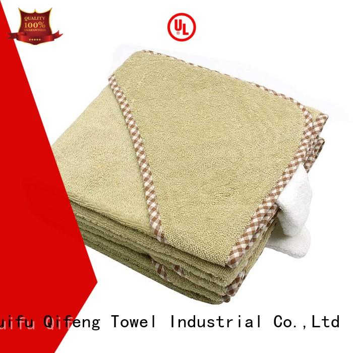 Ruifu Qifeng children baby poncho towel online for hospital