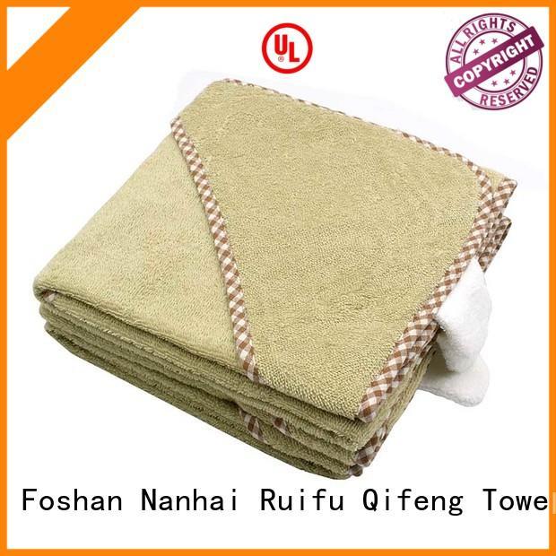 Ruifu Qifeng qf011f347 baby towel series design for kindergarden