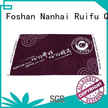 Ruifu Qifeng pool best gym towel supplier for home