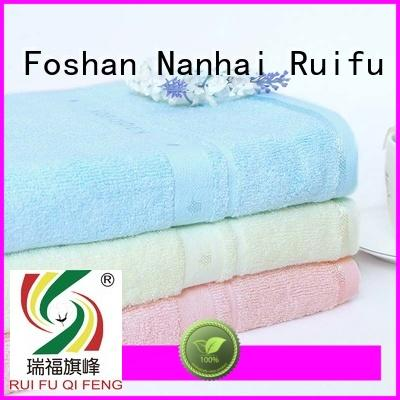 Ruifu Qifeng qf010f457 soft baby towels online for kindergarden