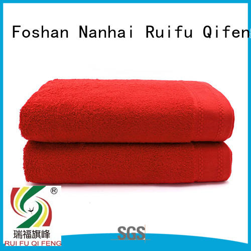 Ruifu Qifeng good quality beach towel series promotion for pool