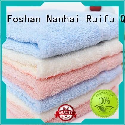 soft bamboo hooded baby bath towel design for kindergarden